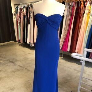 Theia bridesmaid dress size 8